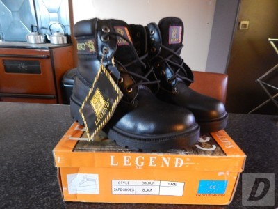 823e3324fc2 New Size 3 Safety Boots, , Ballybofey, Donegal