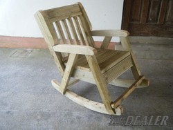 Large Garden Rocking Chair for sale
