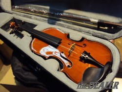 NEW FULL SIZE VIOLIN WITH CASE + BOW + rosin