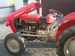 1958 MASSEY FERGUSON FE 35, Petrol/Tvo, ALL ORIGINAL & in Great Condition