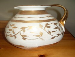 antique art deco jug