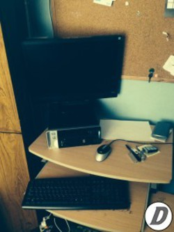 Desktop HP Pavilion Slimline S3370