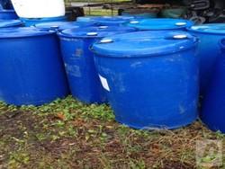200 litre plastic barrel