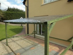 Clear Polycarbonate Rooflights