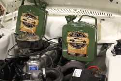 VINTAGE OIL for that Classic Car & Tractor