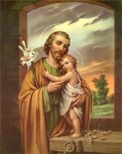 Thanksgiven to St Joseph for prayers answered