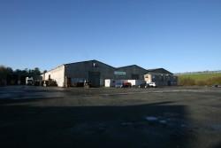 Storage Offices & Yard