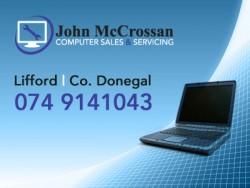 John McCrossan Computer Sales