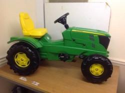 John Deere ride on tractor for sale