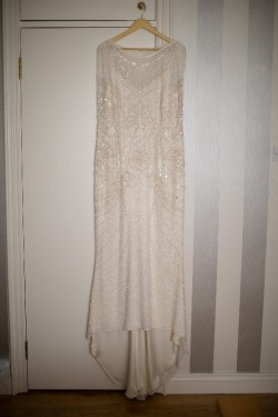 JENNY PACKHAM ESME WEDDING DRESS FOR SALE for sale
