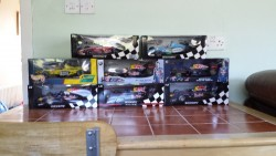 8 F1 cars for sale