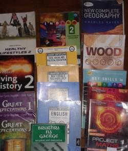 School Books for sale