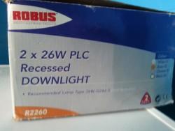 Robus recessed downlight