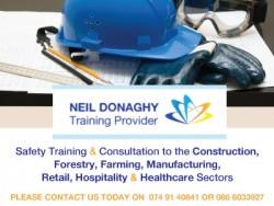 Neil Donaghy Training