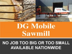 Only Mobile Sawmill in Donegal  for sale