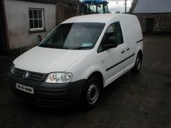 2005 VW Caddy