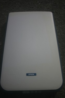 Epson Perfection 1250 Scanner