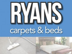 Ryan Carpets and Beds  for sale