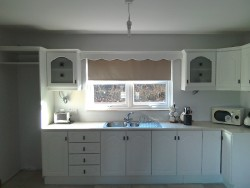 Designer White Kitchen for sale