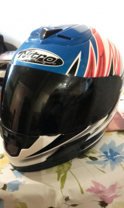 Motorcycle helmet for sale