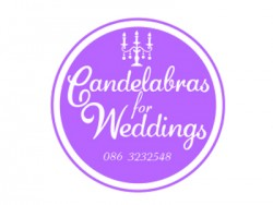 Candelabras for Weddings