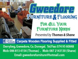 Gweedore Furniture and Flooring Ltd.  for sale