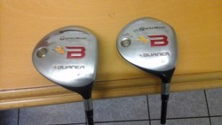 Taylormade Fairway woods for sale