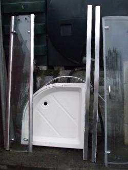 Shower Surround & tray