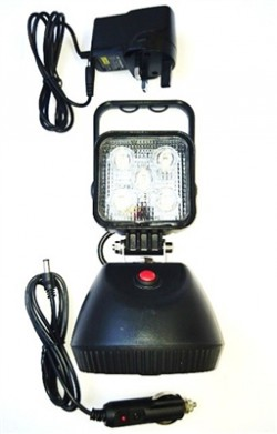 15W RECHARGEABLE MAGNETIC WORK LAMP