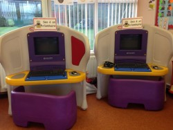 Little Tikes Computer Station x2 for sale
