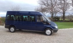 2006 FORD  TRANSIT 350 2.4 RWD 15 SEATER MINI BUS for sale