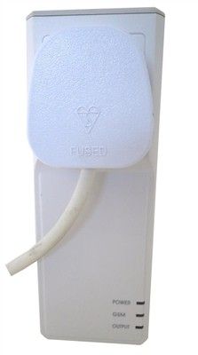 SMS Plug Switch with Thermostat  & Timer