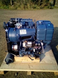 New VM Diesel Engine 33HP Waterpump Generator Welder Donkey Engine