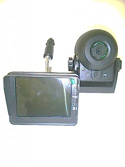 WIRELESS TOW HITCH CAMERA