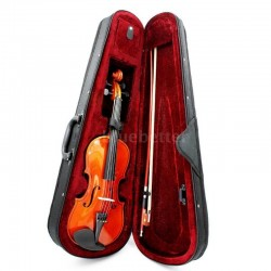 NEW 3/4 SIZE VIOLIN WITH CASE + BOW + rosin