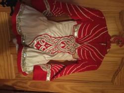 Taylor Irish dancing dress