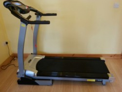 Roger Black Gold Motorised Folding Treadmill ouststanding condition as new, used very little for sale