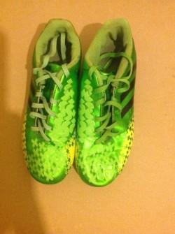 Adidas Predito Football Boots Size 5.5