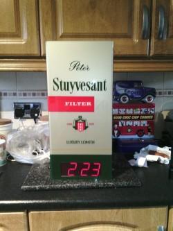 PETER STUYVESANT CLOCK