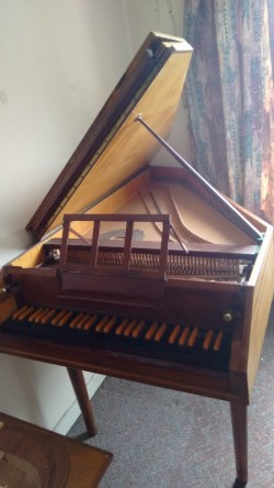 Harpsichord for sale