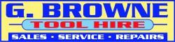 G. Browne Tool Hire