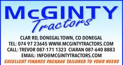 McGinty Tractors