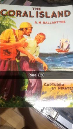 Rare children's book