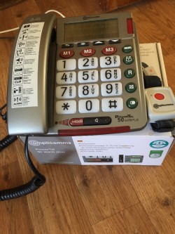 PowerTel Alarm Phone