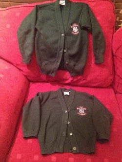School uniform for scoil mhuire gan smal letterkenny