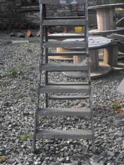 Allumium Heavy Duty Ex Army Ladder for Sale