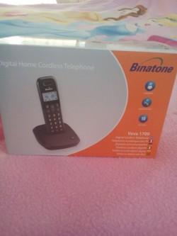 New home telephone
