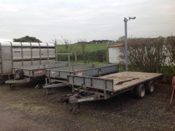 Selection of plant trailers