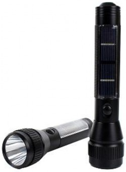SOLAR FLASH LIGHT