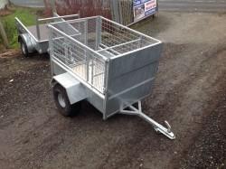 Quad / ATV trailer